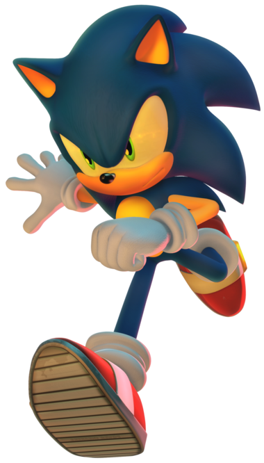 Sonic Forces Render by Nibroc-Rock
