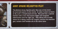 Army Apache Helicopter Pilot