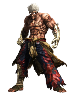 Asura, the Demigod of Wrath
