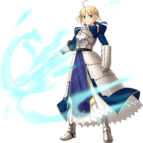 File:Saber, the King of Knights.png
