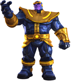 Thanos-Contest of Champions