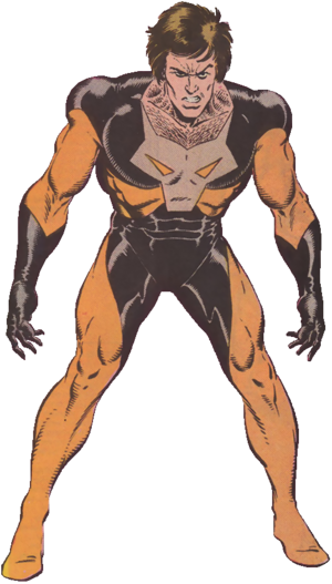 DC Comics - Timberwolf
