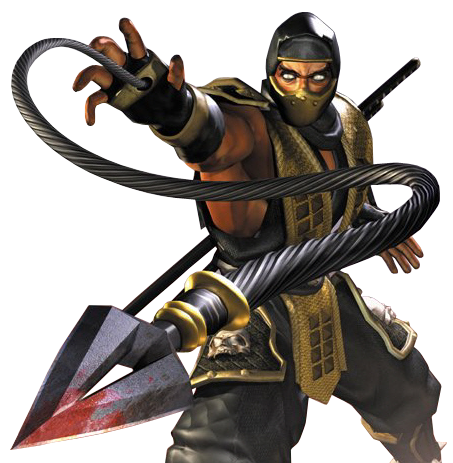 scorpion mortal kombat character profile wikia