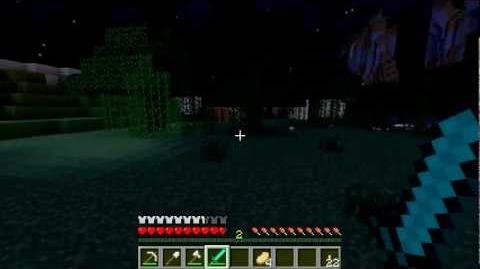 Minecraft Mobs- Endermen