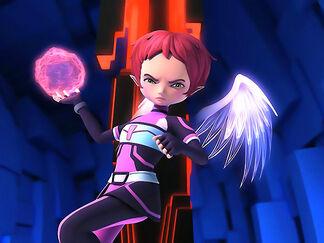 Aelita image player 432 324