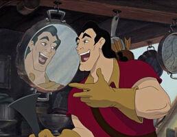 Gaston mirror