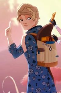 Spring Unsprung - Alistair's backpack-1