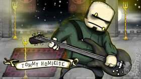 Tommy homicide