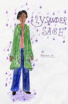 Lysander Sage by You stupid boy