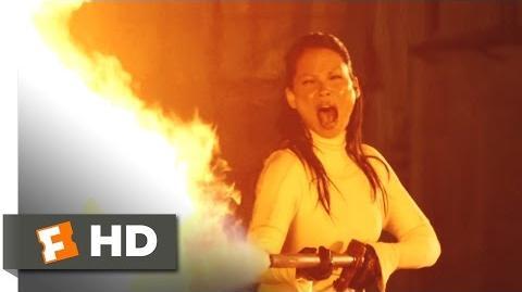 Charlie's Angels Full Throttle - Fire Starter Scene (6 10) Movieclips