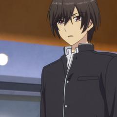 Hoshinoumi Academy Uniform