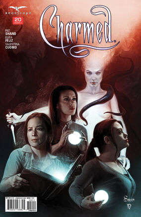 Charmed Ten 20-Cover-A