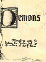 Demons Header