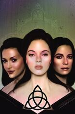 Charmed Comic Issue 3 Shasteen