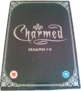 UK Charmed Side DvD