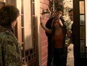 Phoebe-escorted-cops