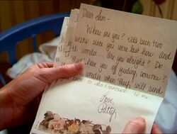 Patty's Love Letters