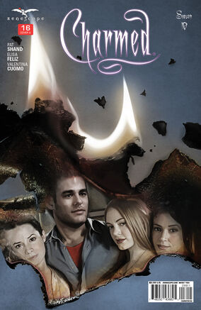 Charmed Ten 16-cover-A