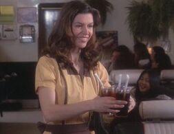 Patty as Waitress