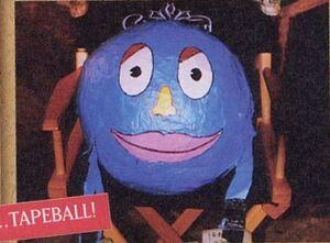 Tapeball