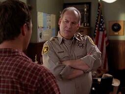 7x16 leo and sheriff