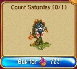 Count Saturday