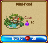 Mini-pond rN450