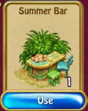 Summer bar invent