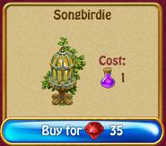 Songbirdie r525