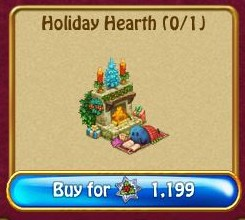 Holiday Hearth