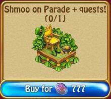 Shmoo on Parade