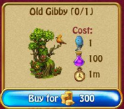 Old gibby S
