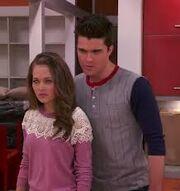 Adam sneaking up on Bree