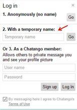 Temporary name