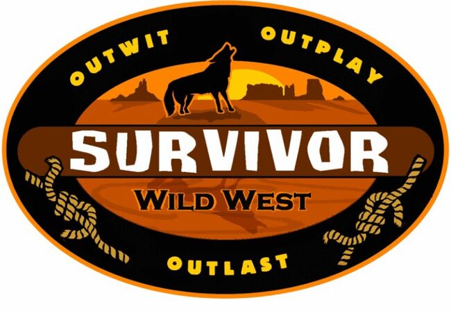 SurvivorWildWestLogo