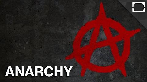 What Is Anarchy?