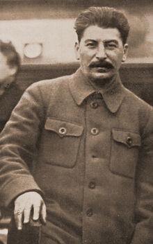 1930 Stalin