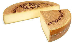 Letivaz cheese
