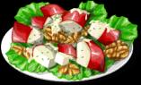 Dish-Waldorf Salad
