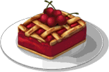 Dish-Cherry Berry Pie