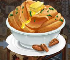 Recipe-Whipped Sweet Potatoes
