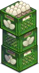 Harvestable-Egg Crate 3