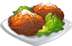 Recipe-Baked Sweet Potato
