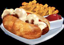 Recipe-Meatball Sandwich