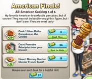 American Finale!