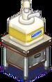 Harvestable-Mayonnaise Dispenser