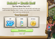 Behold - Broth Bot!