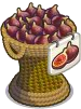 Harvestable-Fig Basket