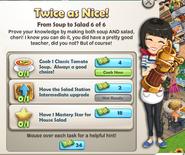 Twice as Nice!