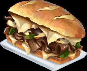 Recipe-Bello's Huge Hoagie